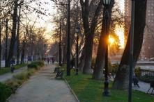 Streetscape, Santiago, Chile