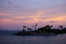 Sunset on Magnetic Island, Australia